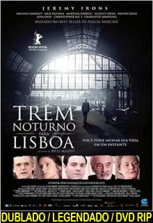 Assistir Trem Noturno Para Lisboa Dublado ou Legendado 2014