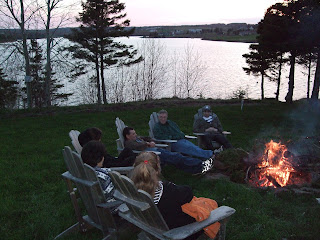 Seawinds Cottages Fire Pit
