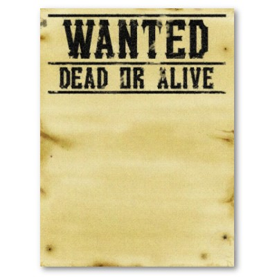 Doc500383 Wanted Poster Letters 1000 images about Wanted – Wanted Poster Letters