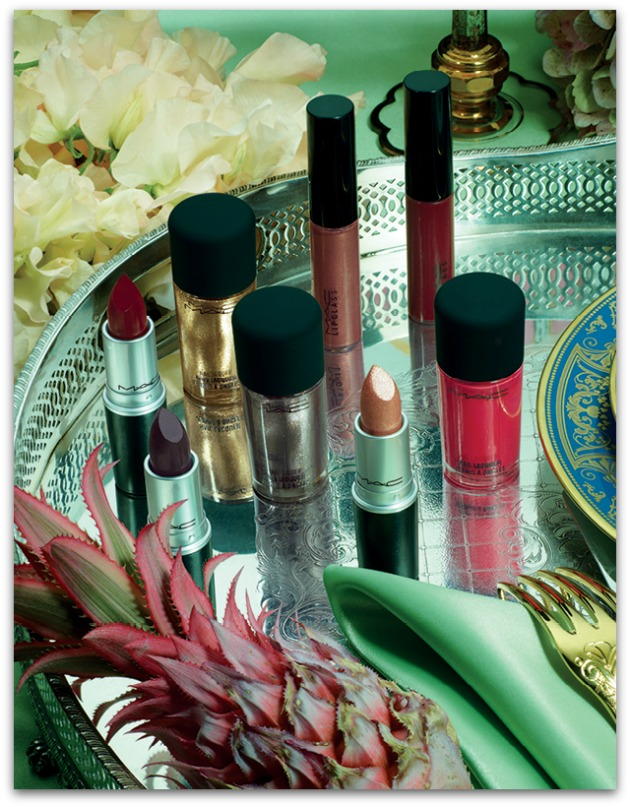 MAC Indulge Collection Nail Polish and Lipsticks