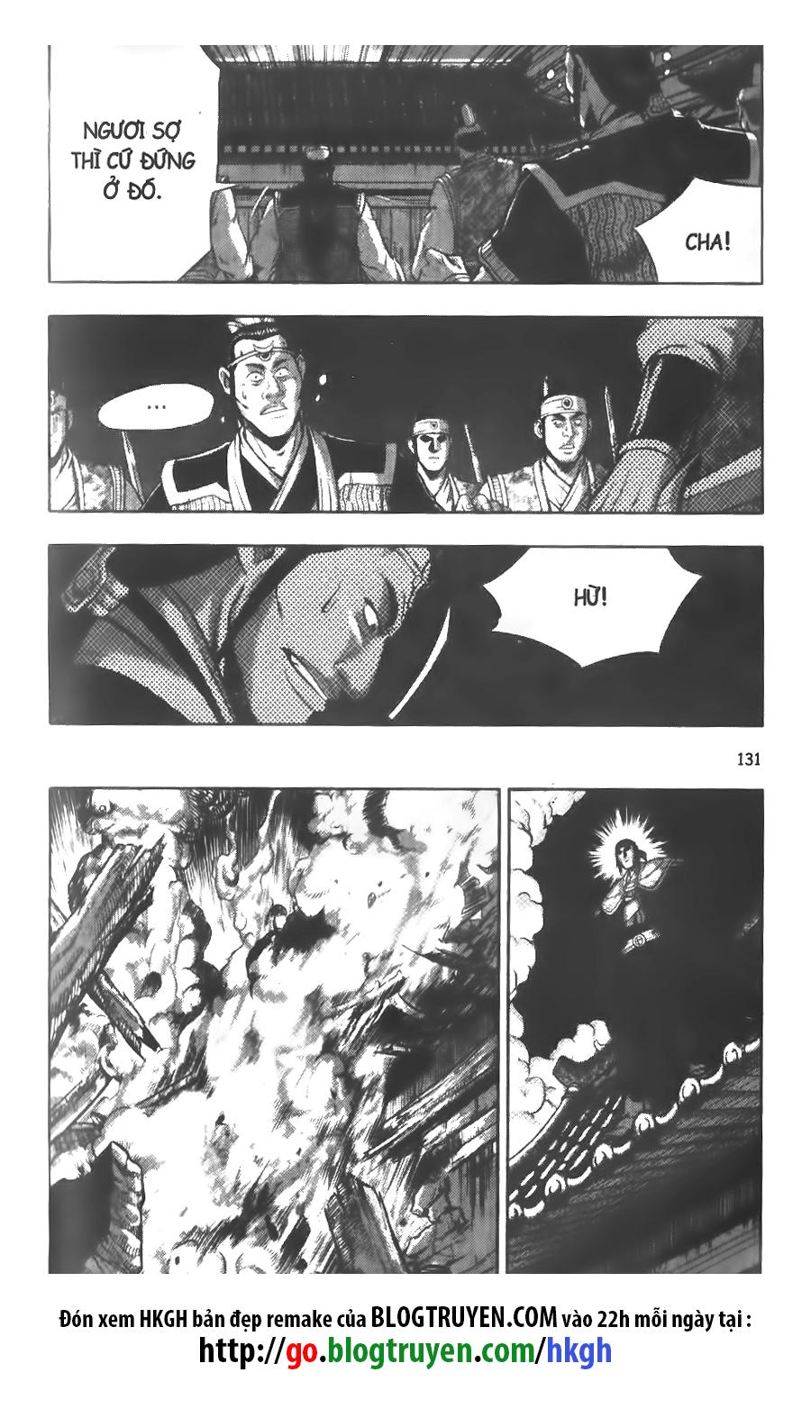 Hiệp Khách Giang Hồ chap 337 page 22 - IZTruyenTranh.com