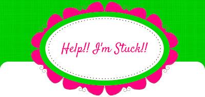 Help!! I'm Stuck!!