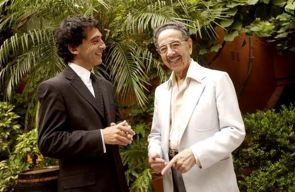 * Homenaje al Quinteto Real en el Teatro Colón