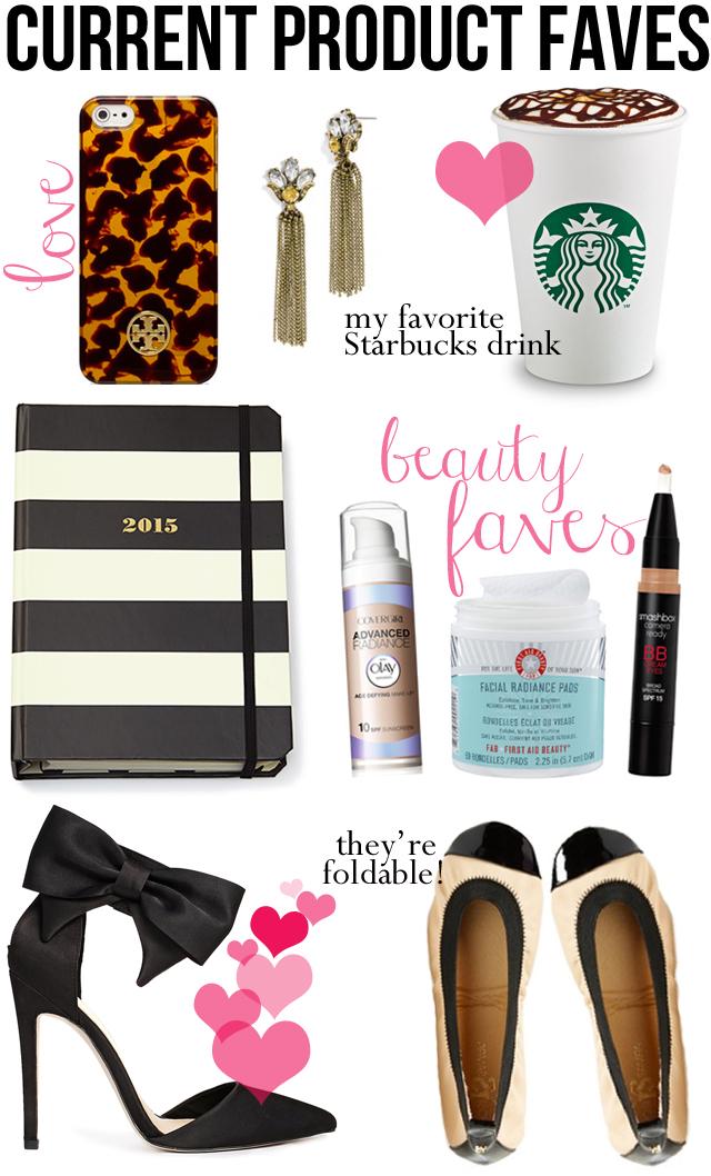 Ten Current Favorites.