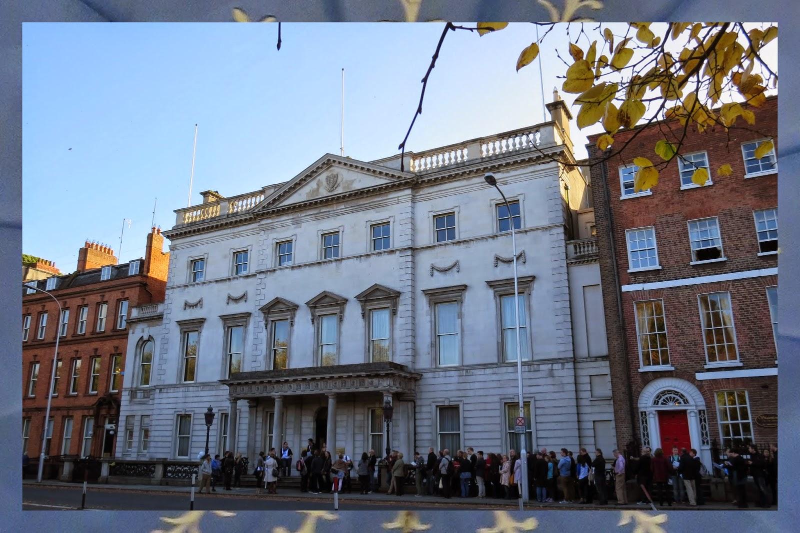 Open House Dublin - Iveagh House