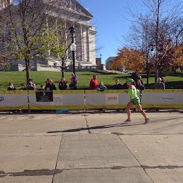 11/10/13 Madison Marathon 4:55:07