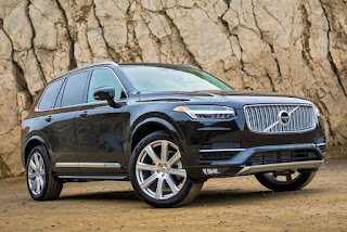 2016 New Volvo XC90 Edition T6 front view