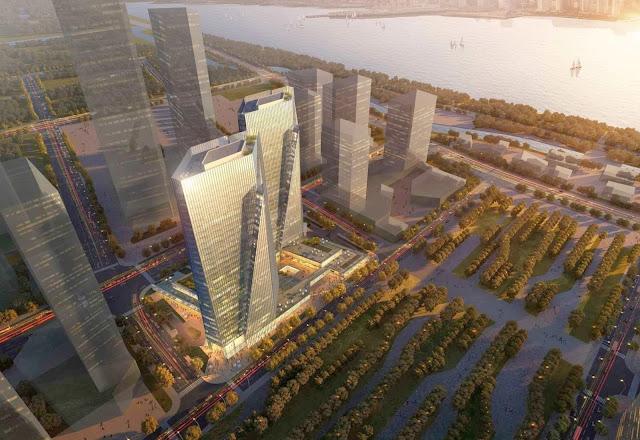02-Aedas-designs-new-office-cum-retail-project-in-Hangzhou