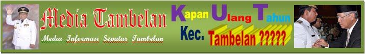 Media Tambelan | Pulau Tambelan | Seputar Pulau Tambelan Kab Bintan Provinsi Kepulauan Riau