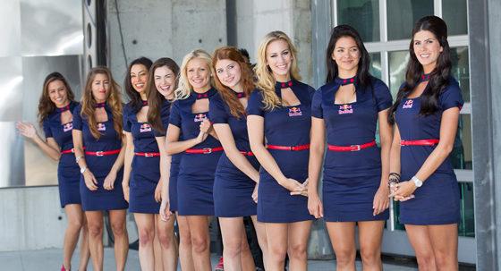 Photo Paddock Girls MotoGP 2012, Red Bull Indianapolis Grand Prix