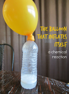 self inflating balloon science project research paper