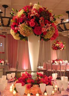 la florecita decoração floral
