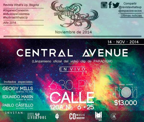 Central-Avenue-presenta-Paradigm