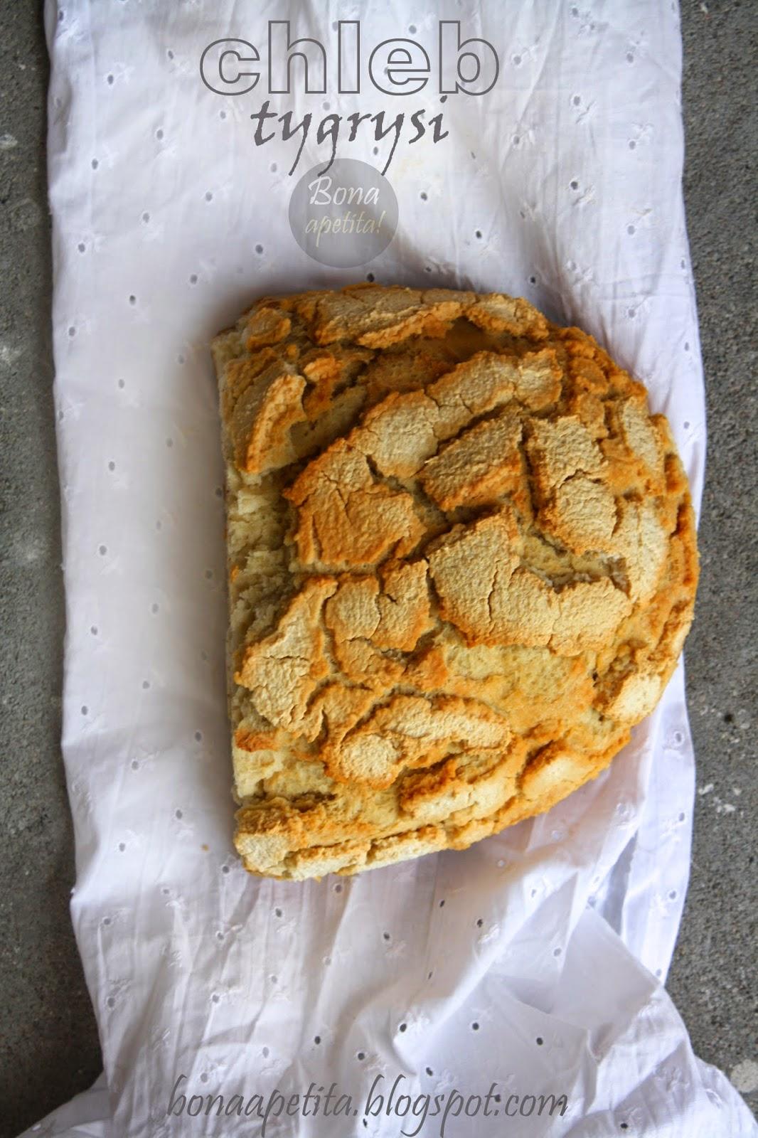 chleb w centki