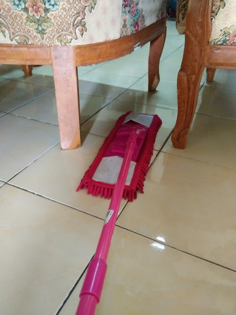 Fleksible mop