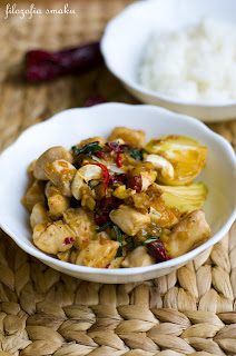 (kurczak po tajsku