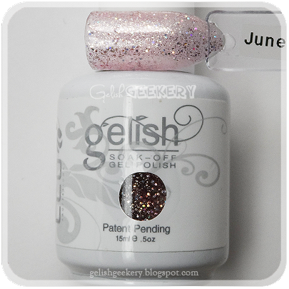 Gelish Swatch June Bride
