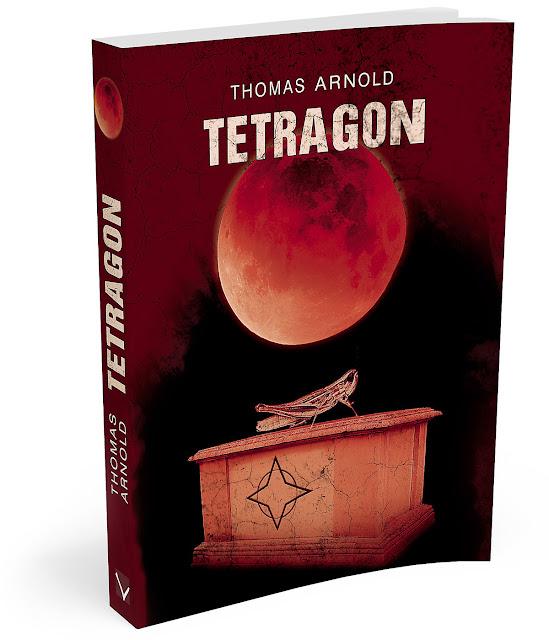 """Już niebawem! """"Tetragon"""" Thomasa Arnolda pod patronatem medialnym Subiektywnie o książkach!"""
