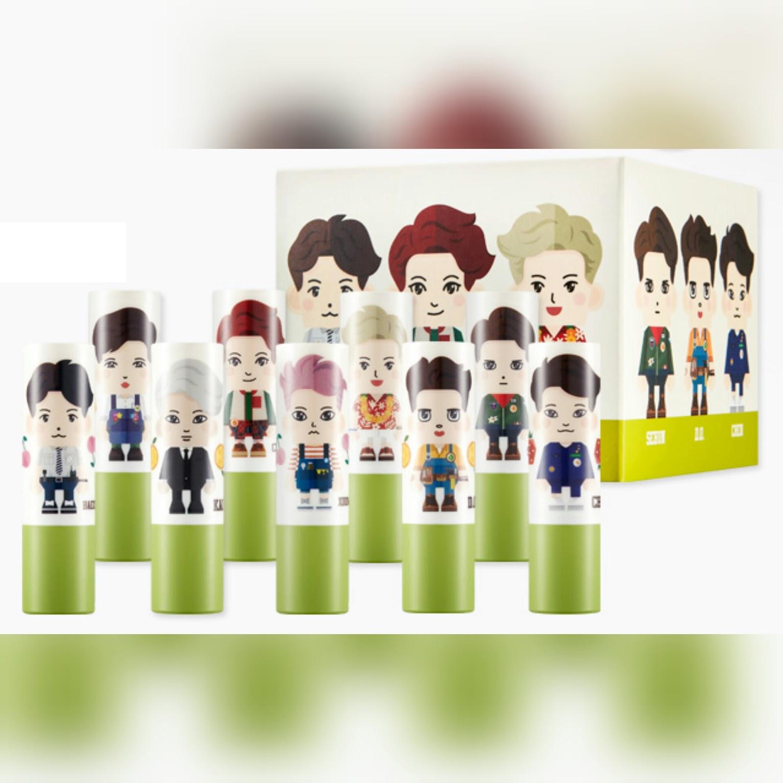 kedai kpop my   merchandise  exo