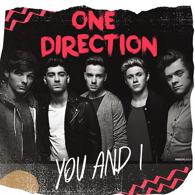 One Direction - You And I cover
