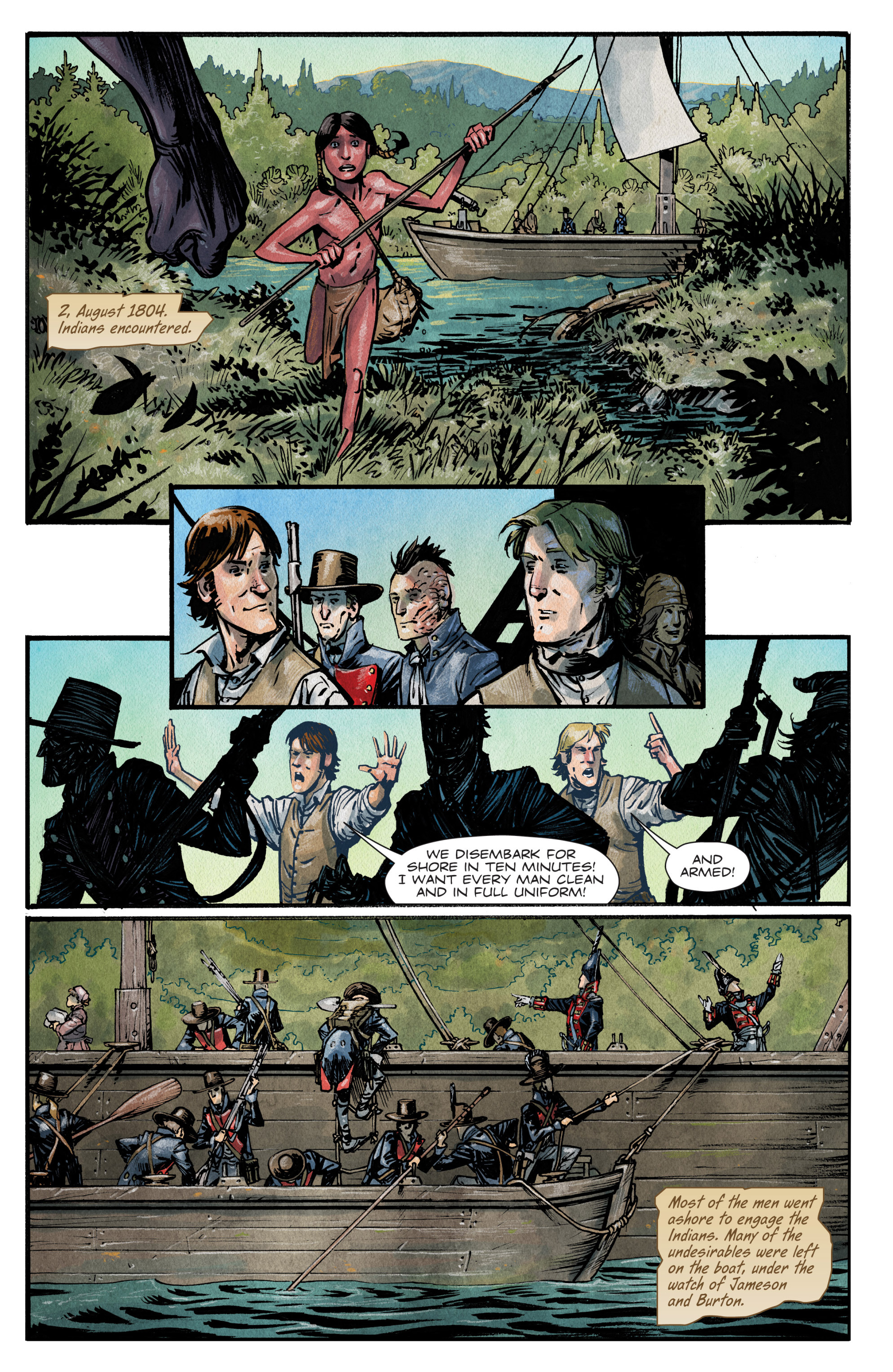 Manifest Destiny #_TPB_2 #42 - English 108
