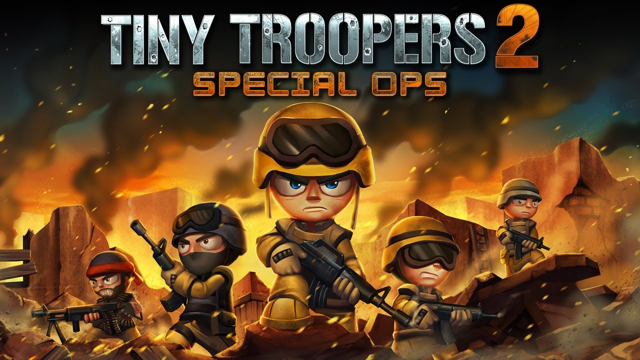 Tiny Troopers 2 Gameplay IOS / Android