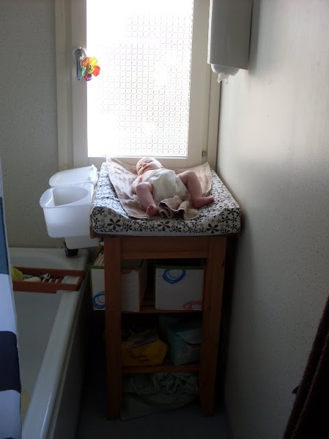 Bekvam changing table