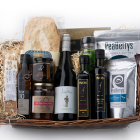 Taste of Hunter Valley Christmas Hamper IMage