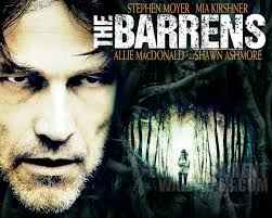 فيلم The Barrens رعب