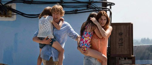 No Escape (2014) movie trailer, poster and images