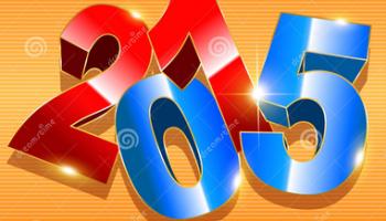 Gambar DP BBM Ucapan Selamat Tahun Baru 2015 Happy New Year 2015