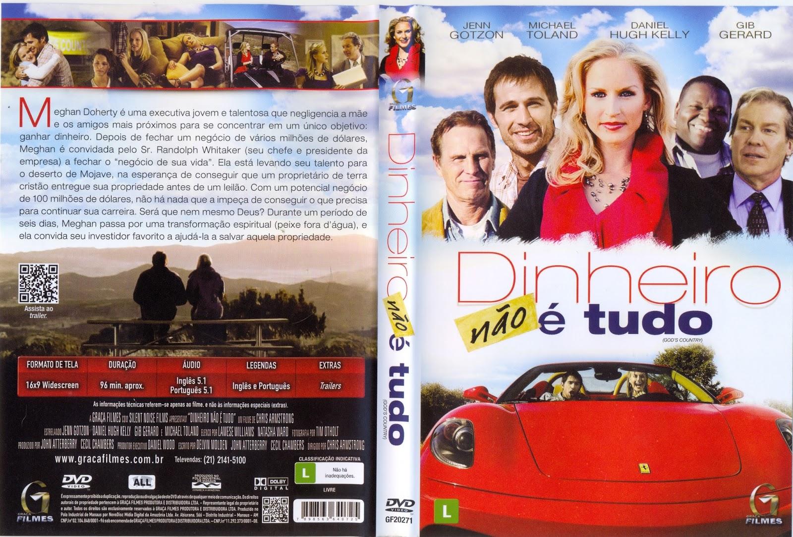 FILME ONLINE DINHEIRO NÃO É TUDO ASSISTA ONLINE AQUI