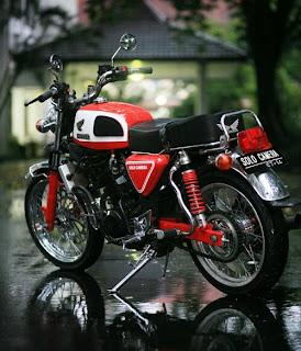 modifikasininja 250, modifikasi CB mesin ninja 250