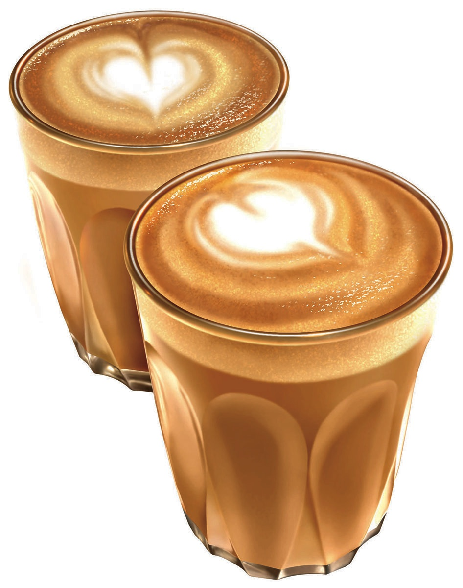cafe latte Good, strong coffee in nespresso® & dolce gusto® compatible coffee pods & capsules as the experts in strength, we specialise in crafting coffees that will kick start your morning, fuel your day and help you take on the world - all roasted in the uk and compatible with nespresso® and dolce gusto® machines.
