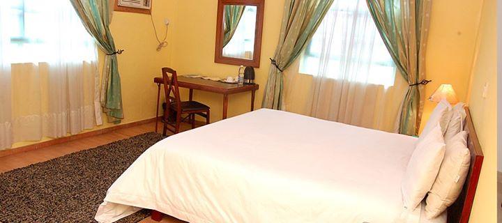 Dover Hotel Lekki room