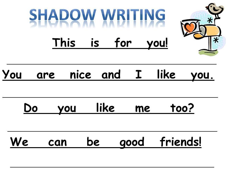 free sentence writing worksheets