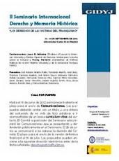 UNIVERSIDAD CARLOS III (Campus de Getafe) - 13 y 14 septiembre 2012