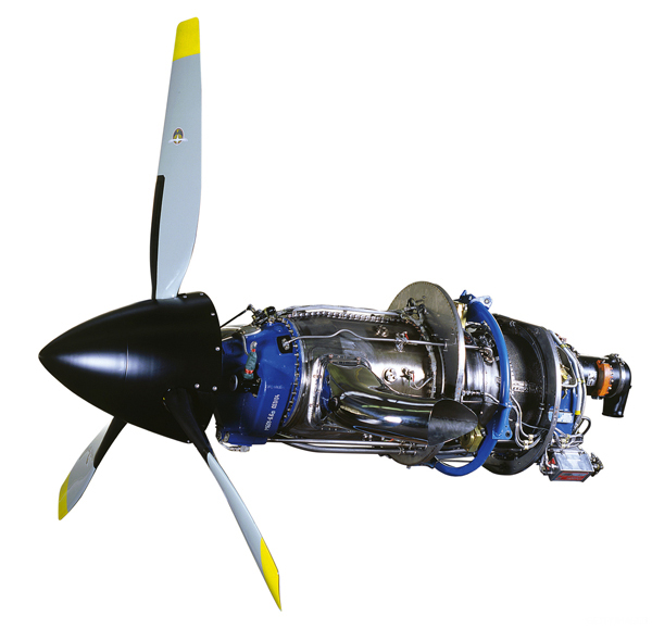 Used Turboprop: Types Of Engines