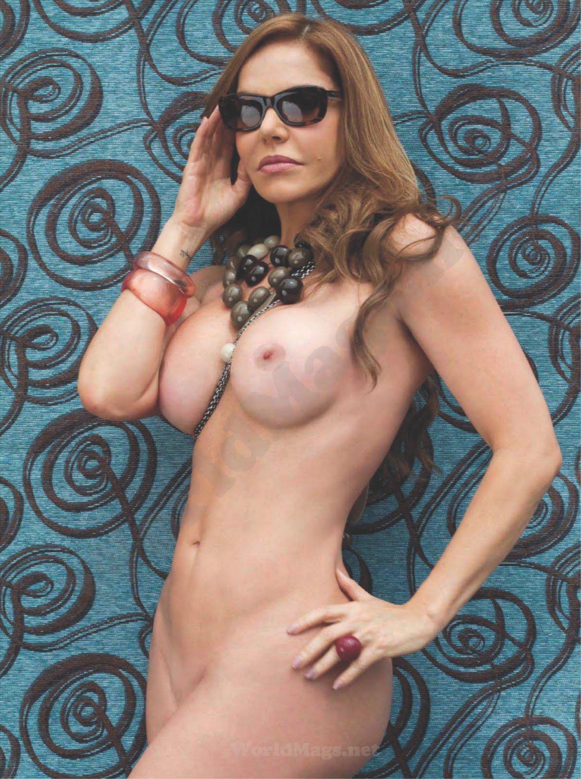 Hilda Abrahamz Playboy Venezuela