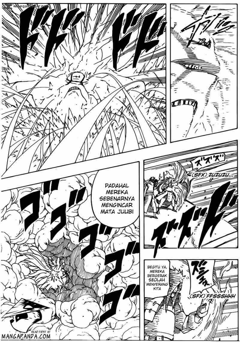 Komik Naruto Chapter 612, Kekuatan Aliansi Shinobi, Uchiha Community, Deezclan, zone-uchiha.blogspot.com, Uchiha Melvin