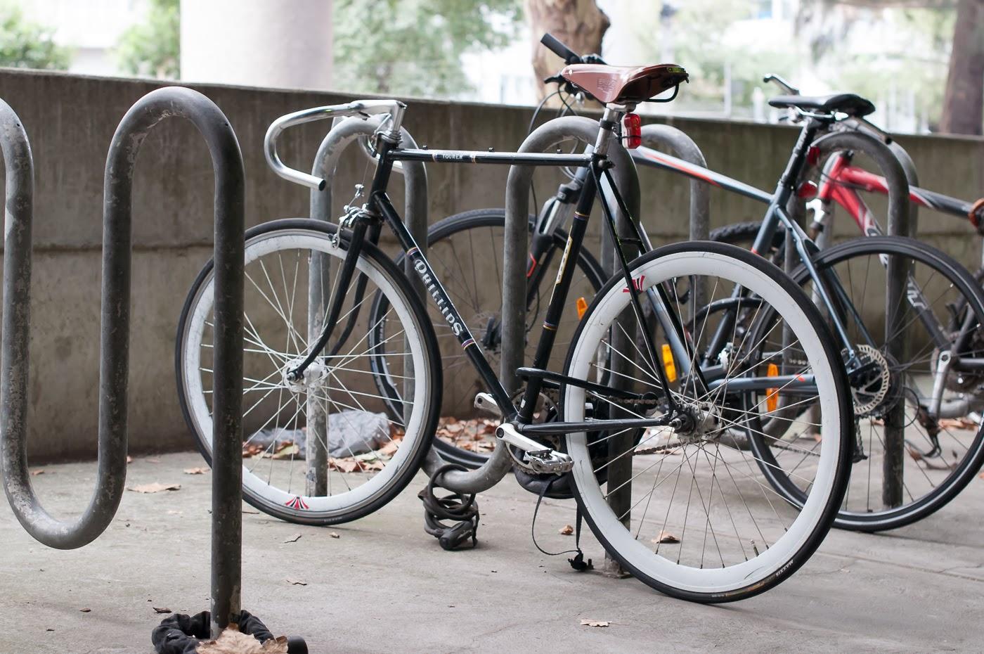 single speed, bike, bicycle, tim macauley, the biketorialist, melbourne, road bike, conversion,  custom, phillips, vintage, frame