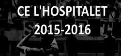 Plantilla i cos tècnic 2015-2016