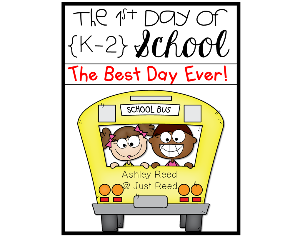B2S: First Day Lesson Plans for K-2