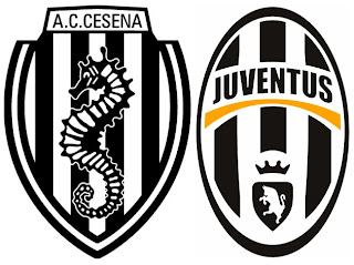 Cesena vs Juventus 15 April 2012
