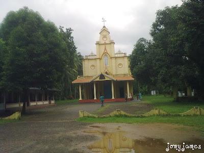 St.Michael's Church Edamattom