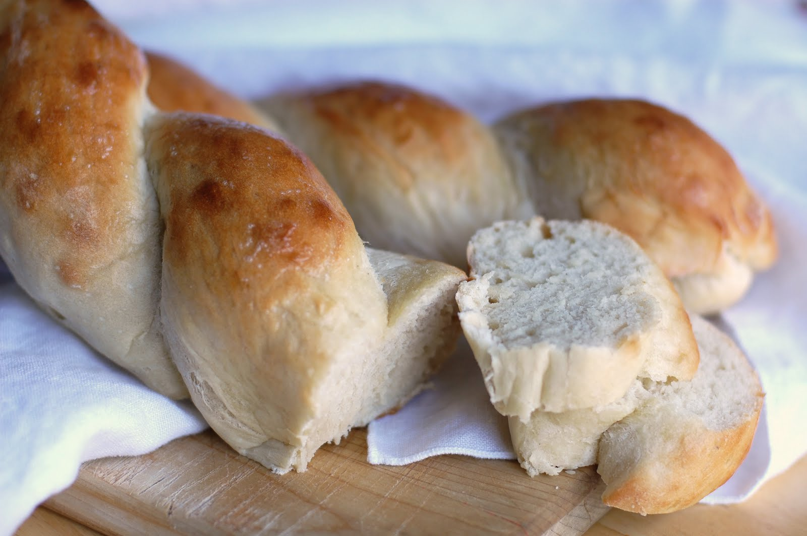 Barefoot and Baking: Quick French Baguettes