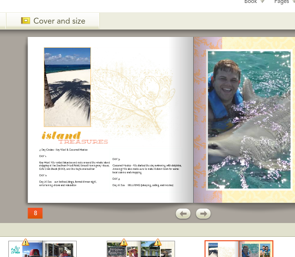 Add Text To Shutterfly Book