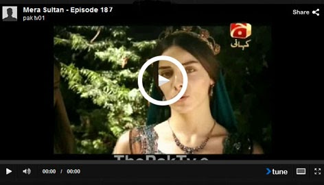 mera sultan drama episode 190