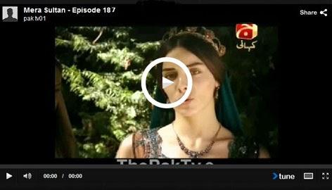 mera sultan drama episode 190