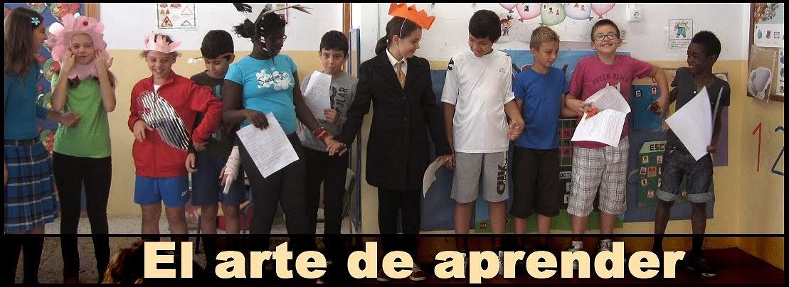 """""""EL ARTE DE APRENDER"""""""
